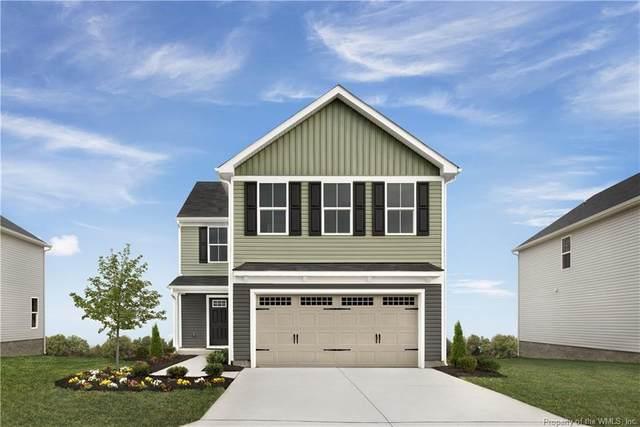 1303 Marquis Parkway, Williamsburg, VA 23185 (MLS #2101324) :: Howard Hanna Real Estate Services