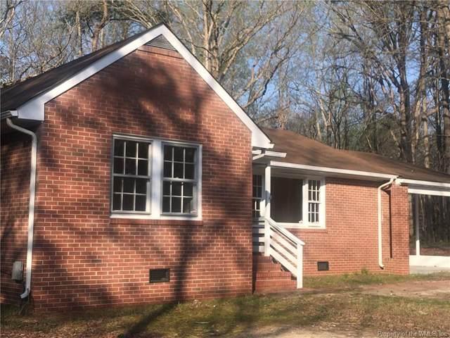 6115 Richmond Road, Williamsburg, VA 23188 (#2101330) :: Abbitt Realty Co.