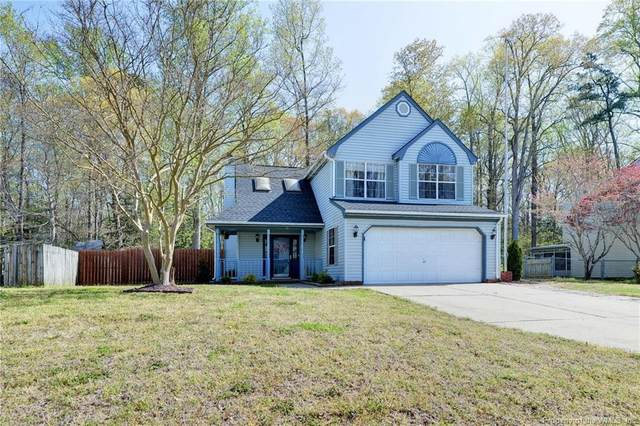 115 Panther Paw Path, Williamsburg, VA 23185 (#2101336) :: Abbitt Realty Co.