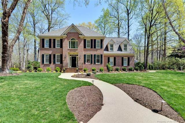 320 Yorkshire Drive, Williamsburg, VA 23185 (#2101343) :: The Bell Tower Real Estate Team