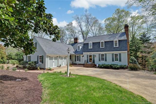 105 Dancy Place, Williamsburg, VA 23185 (#2101344) :: The Bell Tower Real Estate Team