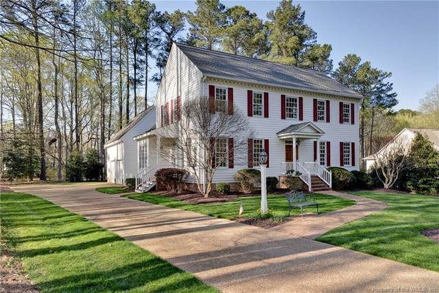 104 James Bray Drive, Williamsburg, VA 23188 (#2101365) :: The Bell Tower Real Estate Team