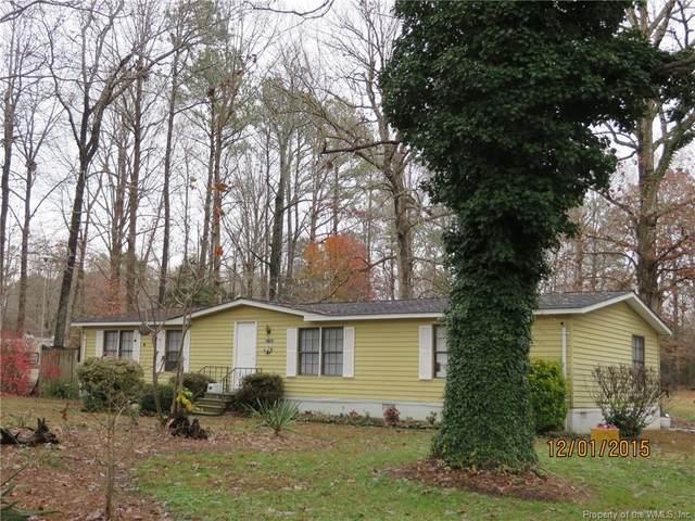 12785 George Wash Mem Highway, Gloucester, VA 23061 (MLS #2101369) :: Howard Hanna Real Estate Services
