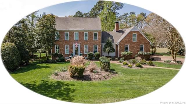 637 Fairfax Way, Williamsburg, VA 23185 (#2101383) :: The Bell Tower Real Estate Team