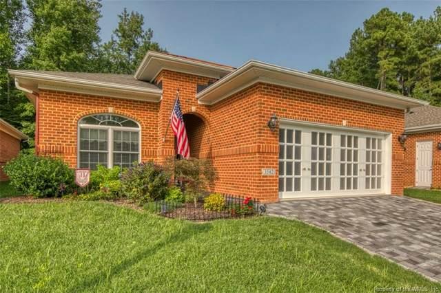 3542 Rock Creek Villa Drive, Quinton, VA 23141 (#2101391) :: The Bell Tower Real Estate Team