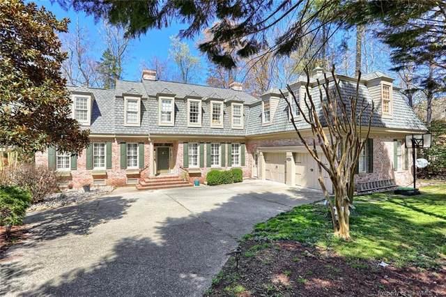 124 Princeville, Williamsburg, VA 23188 (MLS #2101407) :: Howard Hanna Real Estate Services