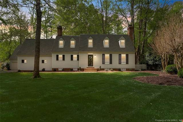 125 Justice Grice, Williamsburg, VA 23185 (#2101417) :: The Bell Tower Real Estate Team