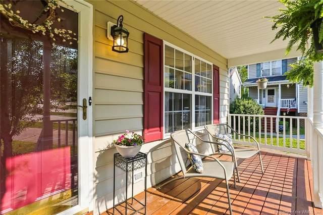 846 Vail Ridge, Williamsburg, VA 23188 (#2101519) :: The Bell Tower Real Estate Team