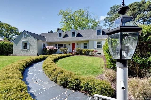 101 Riverside Drive, Newport News, VA 23606 (MLS #2101588) :: Howard Hanna Real Estate Services