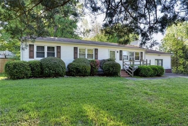 256 Richneck Road, Newport News, VA 23608 (MLS #2101613) :: Howard Hanna Real Estate Services