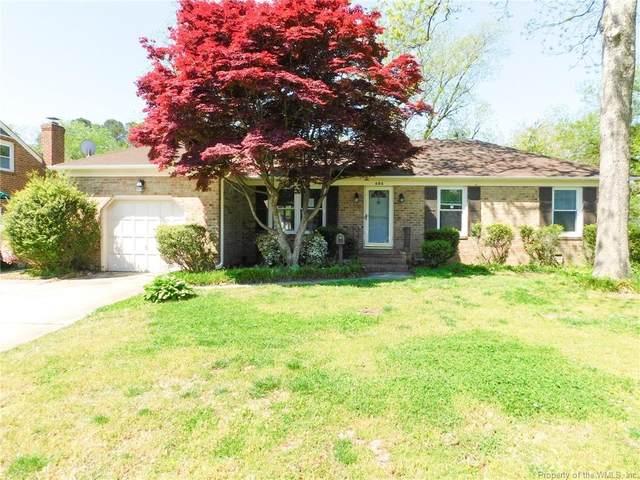 486 Cheshire Court, Newport News, VA 23602 (MLS #2101619) :: Howard Hanna Real Estate Services