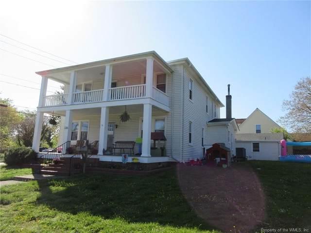 226 S Willard Avenue, Hampton, VA 23663 (#2101635) :: The Bell Tower Real Estate Team