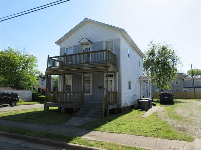 501 Marshall Street, Hampton, VA 23669 (#2101636) :: Abbitt Realty Co.