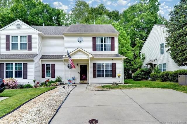47 Creekstone Drive, Newport News, VA 23603 (#2101657) :: Abbitt Realty Co.