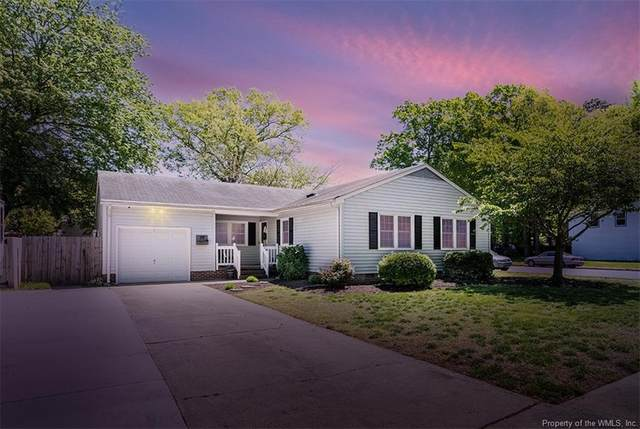 39 Philmont Drive, Hampton, VA 23666 (#2101684) :: Abbitt Realty Co.