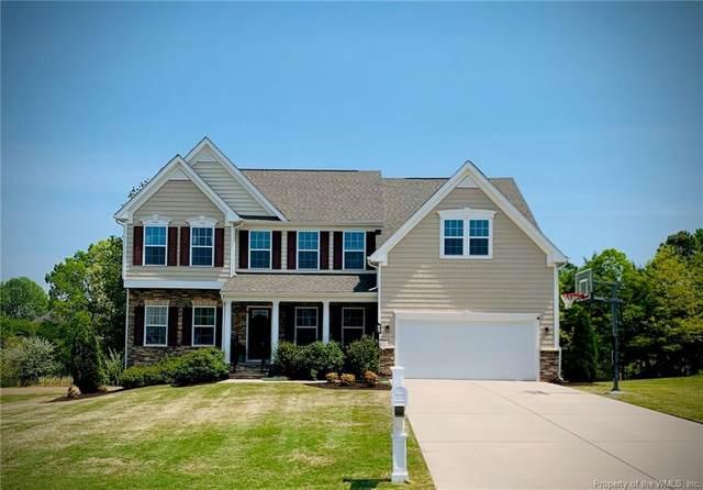 8044 Fairmont Drive, Williamsburg, VA 23188 (#2101716) :: Atlantic Sotheby's International Realty