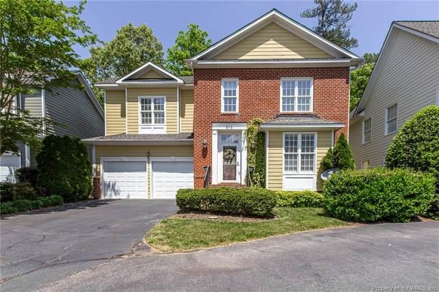 513 Suri Drive, Williamsburg, VA 23185 (#2101793) :: Abbitt Realty Co.