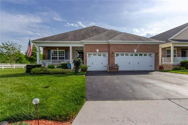 4001 Kings Oak Lane, Williamsburg, VA 23188 (#2101800) :: Atlantic Sotheby's International Realty
