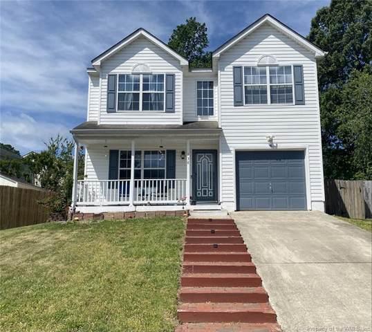 138 Sheppard Drive, Williamsburg, VA 23185 (#2101807) :: Abbitt Realty Co.
