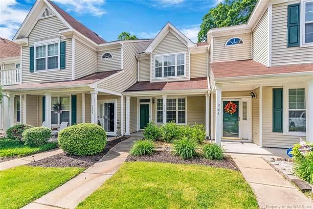 766 Windbrook Circle, Newport News, VA 23602 (#2101811) :: Abbitt Realty Co.