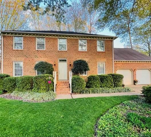15 Hunter Trace, Hampton, VA 23669 (MLS #2101831) :: Howard Hanna Real Estate Services