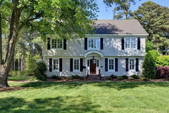 310 Riverside Drive, Newport News, VA 23606 (#2101833) :: Atlantic Sotheby's International Realty