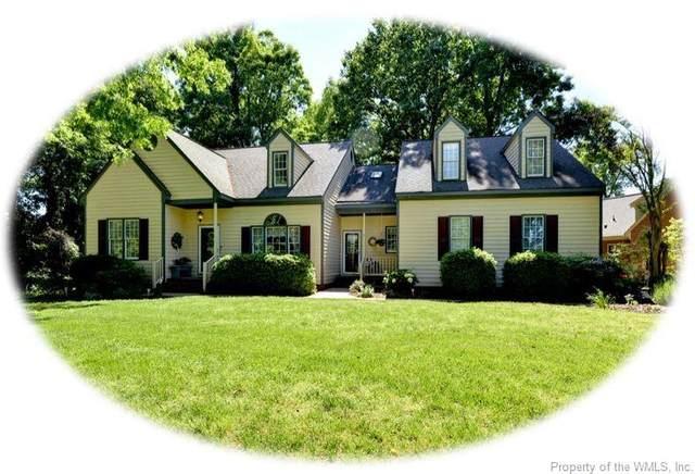 111 Lakewood Drive, Williamsburg, VA 23185 (#2101843) :: Abbitt Realty Co.