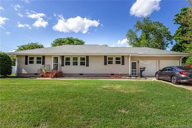 53 Hoopes Road, Newport News, VA 23602 (#2101847) :: Abbitt Realty Co.