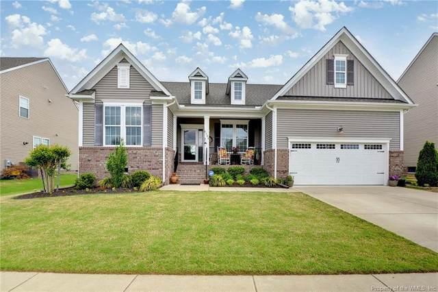 8305 Sheldon Branch Place, Toano, VA 23168 (#2101848) :: Abbitt Realty Co.