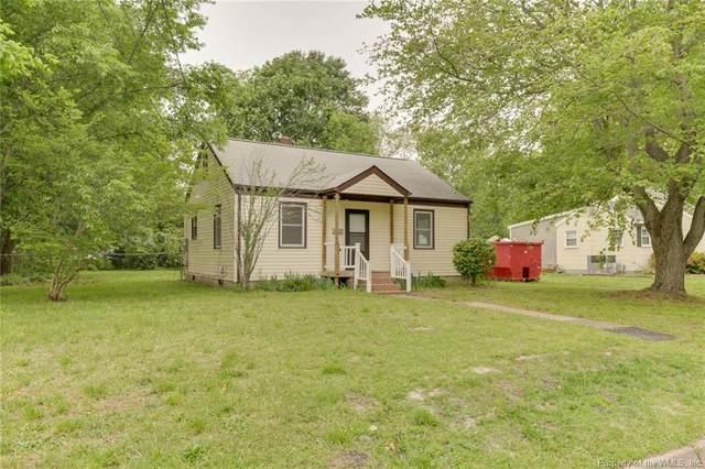 1003 Temple Lane, Newport News, VA 23605 (#2101850) :: Abbitt Realty Co.