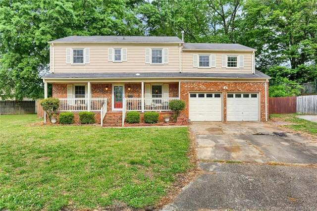 937 Sherry Circle, Newport News, VA 23608 (#2101882) :: The Bell Tower Real Estate Team