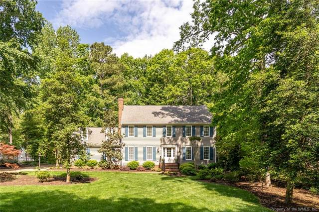 3 Popeley Court, Williamsburg, VA 23188 (#2101883) :: The Bell Tower Real Estate Team
