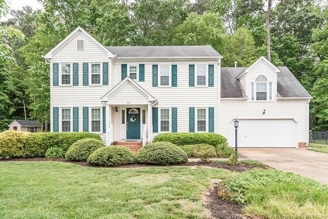 104 Rosetta Drive, Yorktown, VA 23693 (#2101903) :: The Bell Tower Real Estate Team