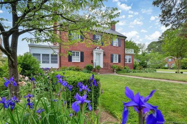 720 College Terrace, Williamsburg, VA 23185 (MLS #2101904) :: Howard Hanna Real Estate Services