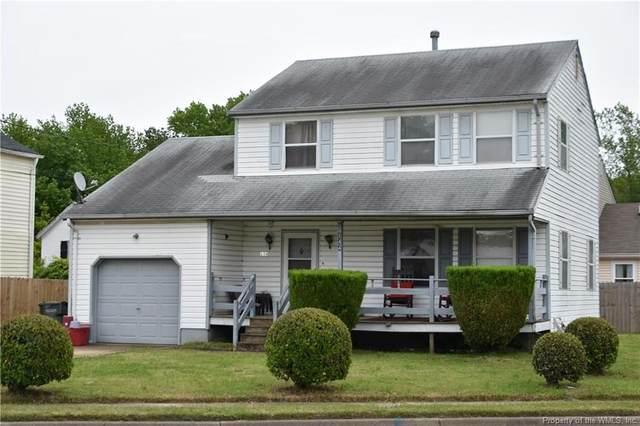144 Woodland Road, Hampton, VA 23663 (#2101935) :: The Bell Tower Real Estate Team