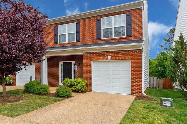 311 Lewis Burwell Place, Williamsburg, VA 23185 (#2101942) :: The Bell Tower Real Estate Team