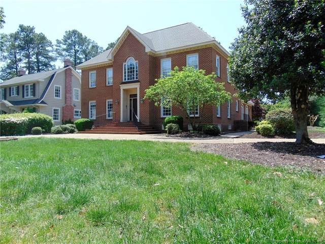 710 Richmond Road, Williamsburg, VA 23185 (MLS #2101956) :: Howard Hanna Real Estate Services
