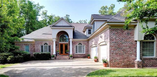 2861 Bennetts Pond Road, Williamsburg, VA 23185 (MLS #2102001) :: Howard Hanna Real Estate Services