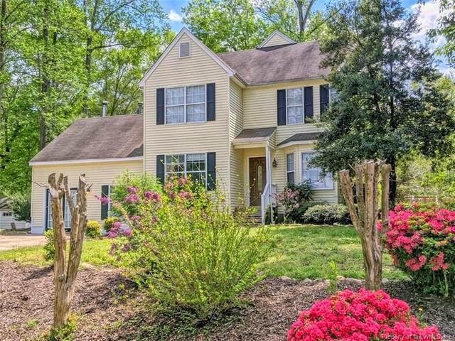 3641 Marlbrook Drive, Toano, VA 23168 (MLS #2102010) :: Howard Hanna Real Estate Services