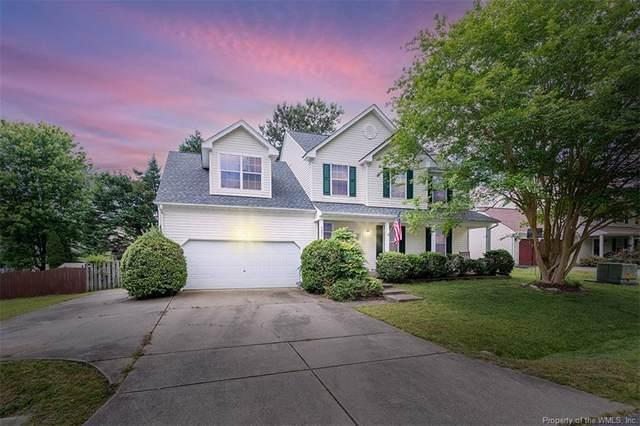 4224 Teakwood Drive, Williamsburg, VA 23188 (#2102022) :: Abbitt Realty Co.