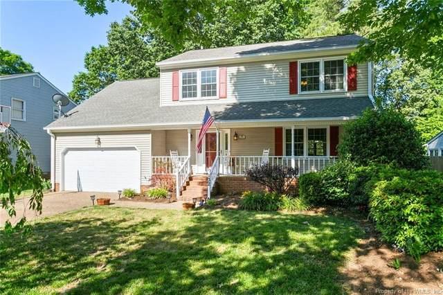 132 Gardenville Drive, Yorktown, VA 23693 (MLS #2102027) :: Howard Hanna Real Estate Services