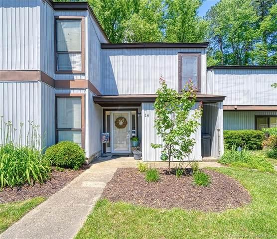 14 Spring W, Williamsburg, VA 23188 (MLS #2102038) :: Howard Hanna Real Estate Services