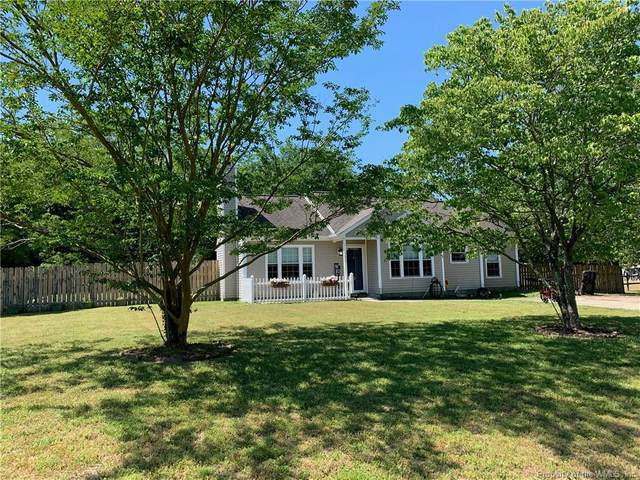 3447 Hollow Pond Road, Gloucester, VA 23072 (#2102070) :: Abbitt Realty Co.