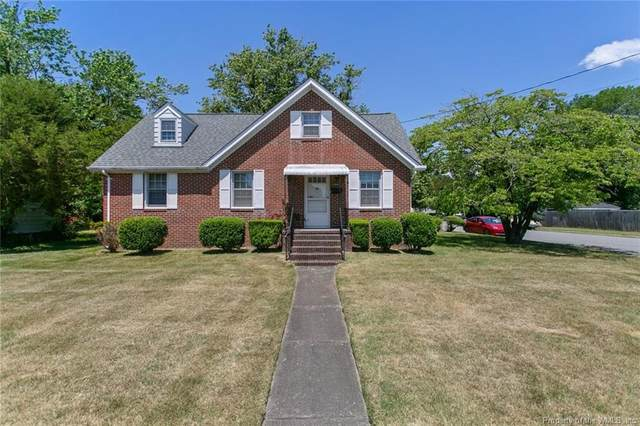 625 Hudson Terrace, Newport News, VA 23605 (#2102076) :: Abbitt Realty Co.