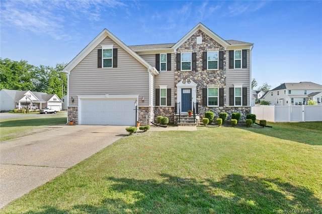 6020 John Jackson Drive, Williamsburg, VA 23188 (MLS #2102136) :: Howard Hanna Real Estate Services