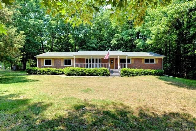 207 Oxford Road, Williamsburg, VA 23185 (MLS #2102193) :: Howard Hanna Real Estate Services