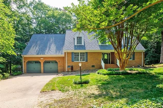 108 Westminster Place, Williamsburg, VA 23188 (MLS #2102199) :: Howard Hanna Real Estate Services