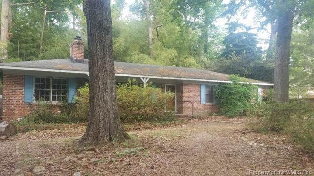 122 Albemarle Drive, Williamsburg, VA 23185 (MLS #2102208) :: Howard Hanna Real Estate Services