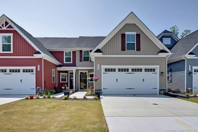 9478 Astilbe Lane, Toano, VA 23168 (MLS #2102227) :: Howard Hanna Real Estate Services