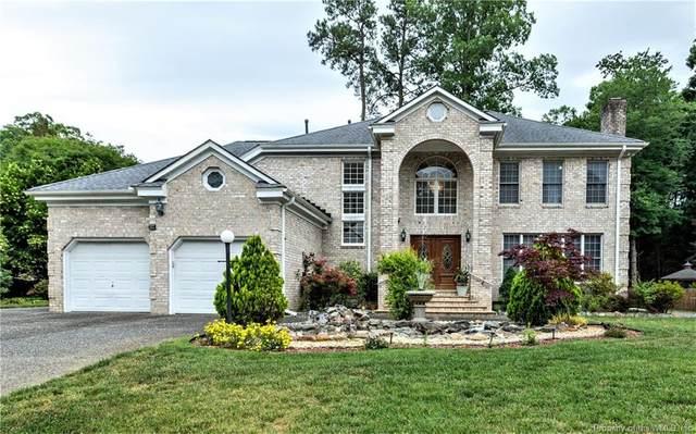 332 Woodbrook Run, Newport News, VA 23606 (MLS #2102290) :: Howard Hanna Real Estate Services